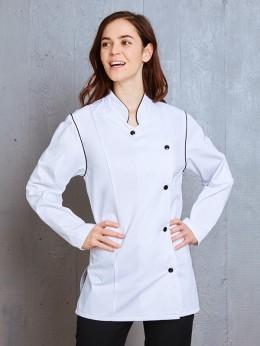 Veste de cuisine femme DELCANE