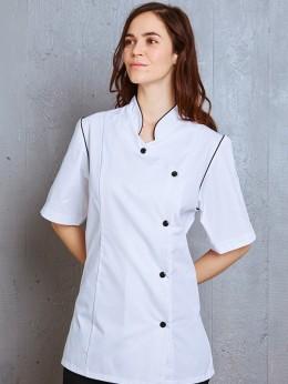 Veste de cuisine femme DELCA