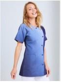Vêtement de travail femme tunique GEMA