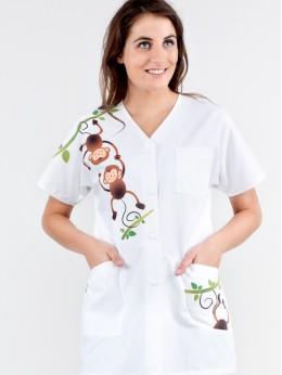 Blouse pédiatrie SERBYCA E5