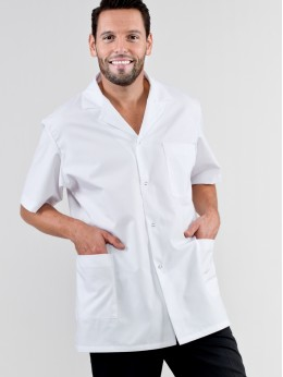 Blouse blanche homme UGO